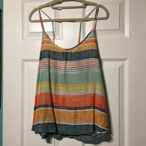 O'Neill striped summer tank top